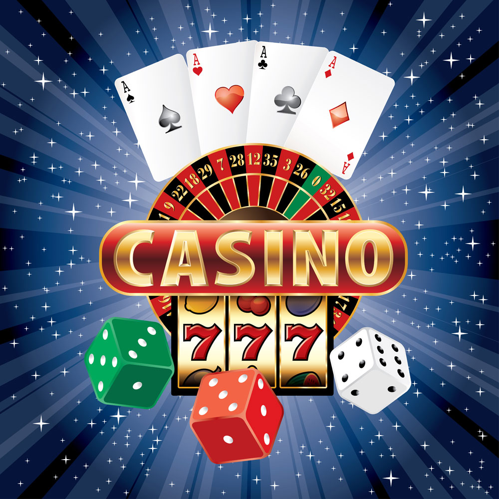 Differences between slot games and poker games